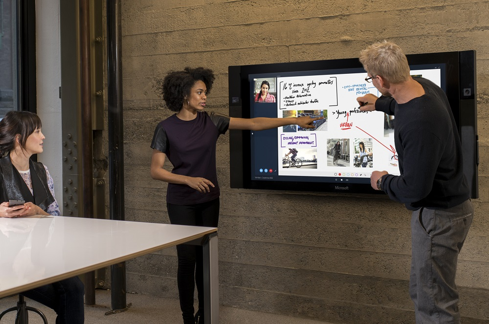 Windows 10 Surface Hub