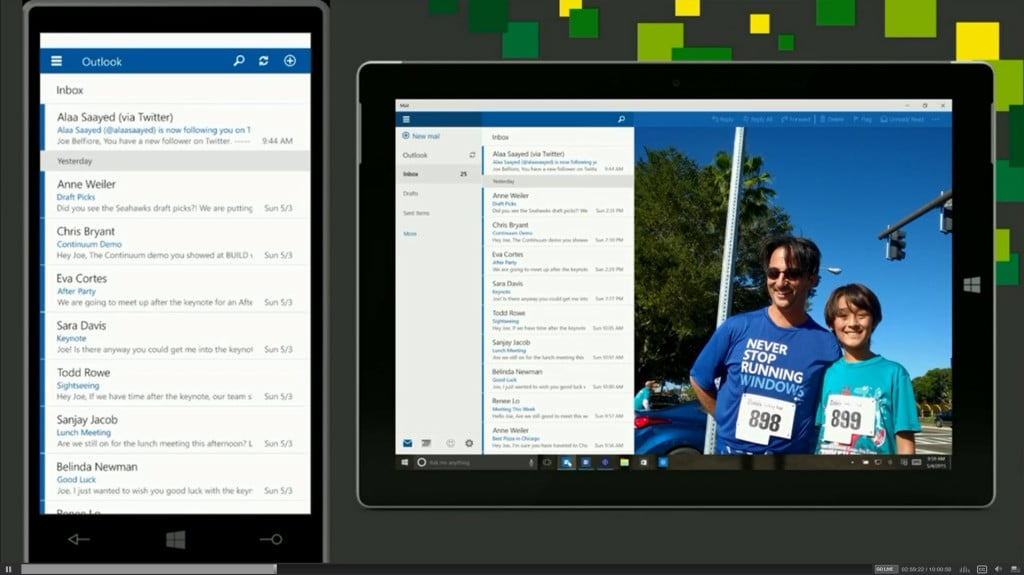 Microsoft Ignite Windows 10 Universal Apps