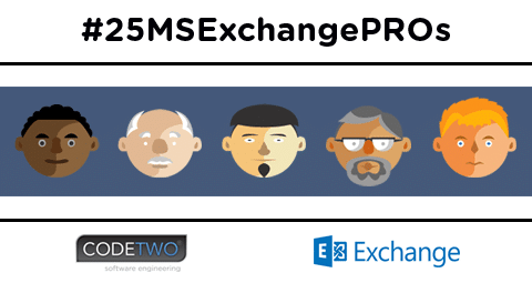 Top 25 Exchange Server experts to follow