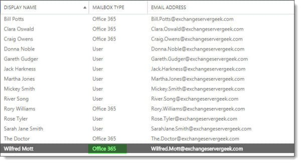 Create a new Office 365 mailbox C