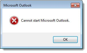 Outlook 2016 - You must restart Outlook for these changes to take effect