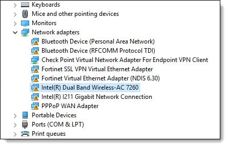 Windows 10 Fall Creators Update 1709 Check Point VPN Virtual Network Adapter Breaks All Network Connections