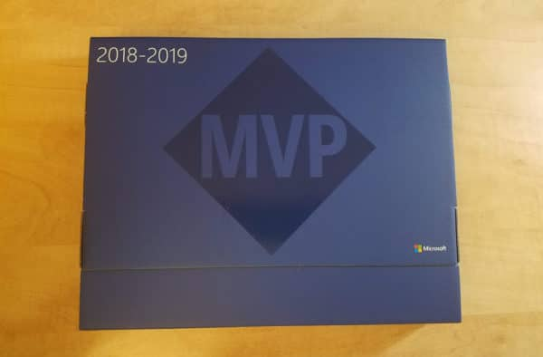 2018 MVP Award Kit Unboxing