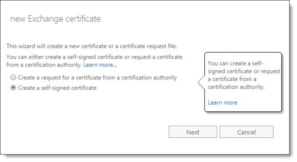 Recreate the WMSvc certificate A